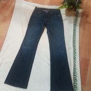 7 FOR ALL MANKIND  BOOTCUT JEANS NEW WITHOUT TAG
